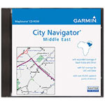 City Navigator v3 Middle East
